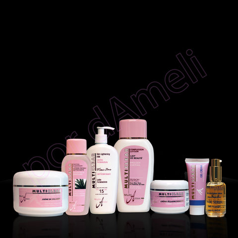 Kit Multiclear. Siete Productos.